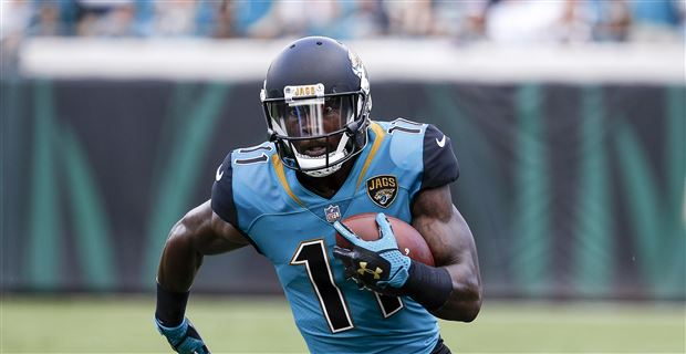 Report: Jaguars re-signing WR Marqise Lee