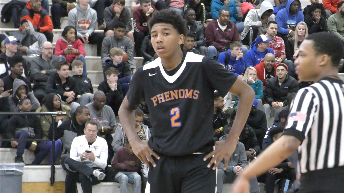 New UVA four-star point guard target Reece Beekman in action