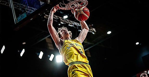 Uva Freshman Kody Stattmann Leads Australia To Title