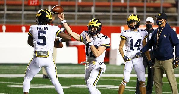 Matt Leinart says Cade McNamara best option for Michigan