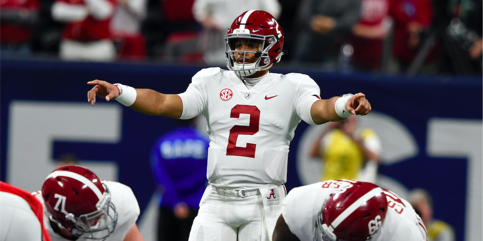Jalen Hurts   I want to go out with a bang  0ecfd2806