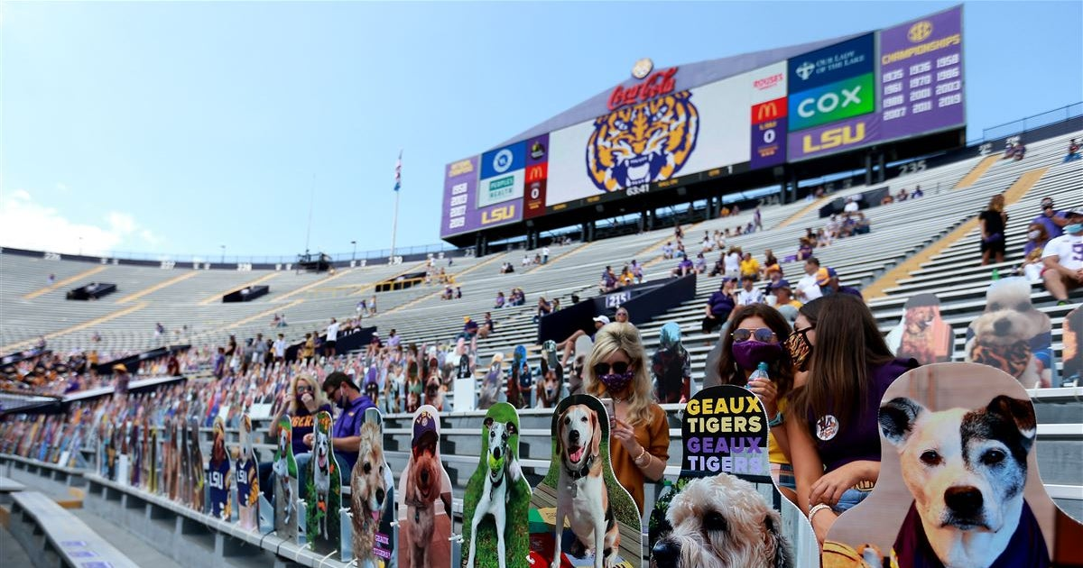 Louisiana AG blames governor for LSU's loss amid reduced crowd