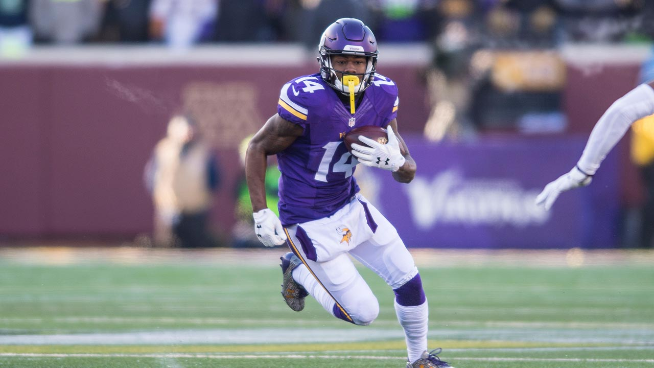 Minnesota Vikings WRs Stefon Diggs Adam Thielen discuss offseason
