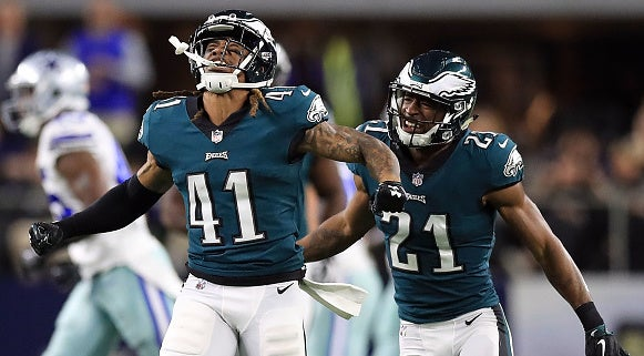 Ronald Darby trade changed the Eagles fortunes in 2017