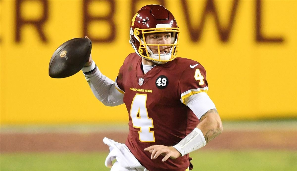 Taylor Heinicke To Start At Qb For Wft If Alex Smith Cannot