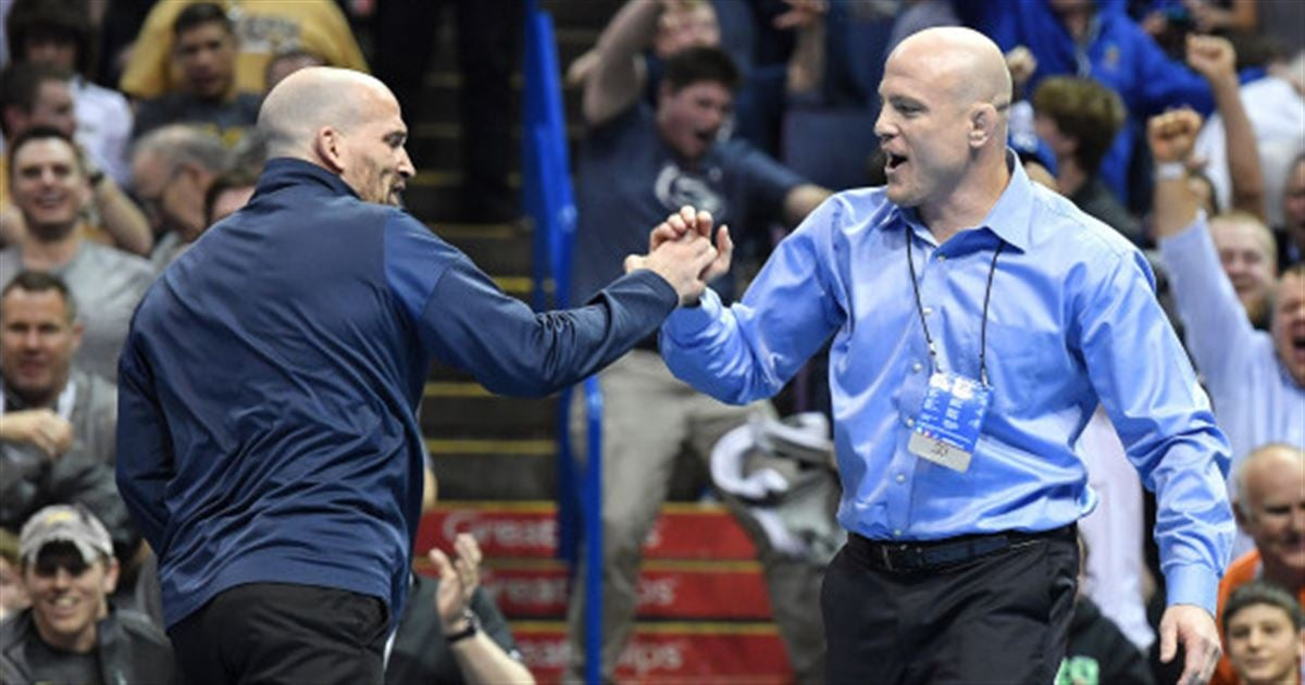Penn State wrestling's Class of 2018 ranked No. 1 nationally