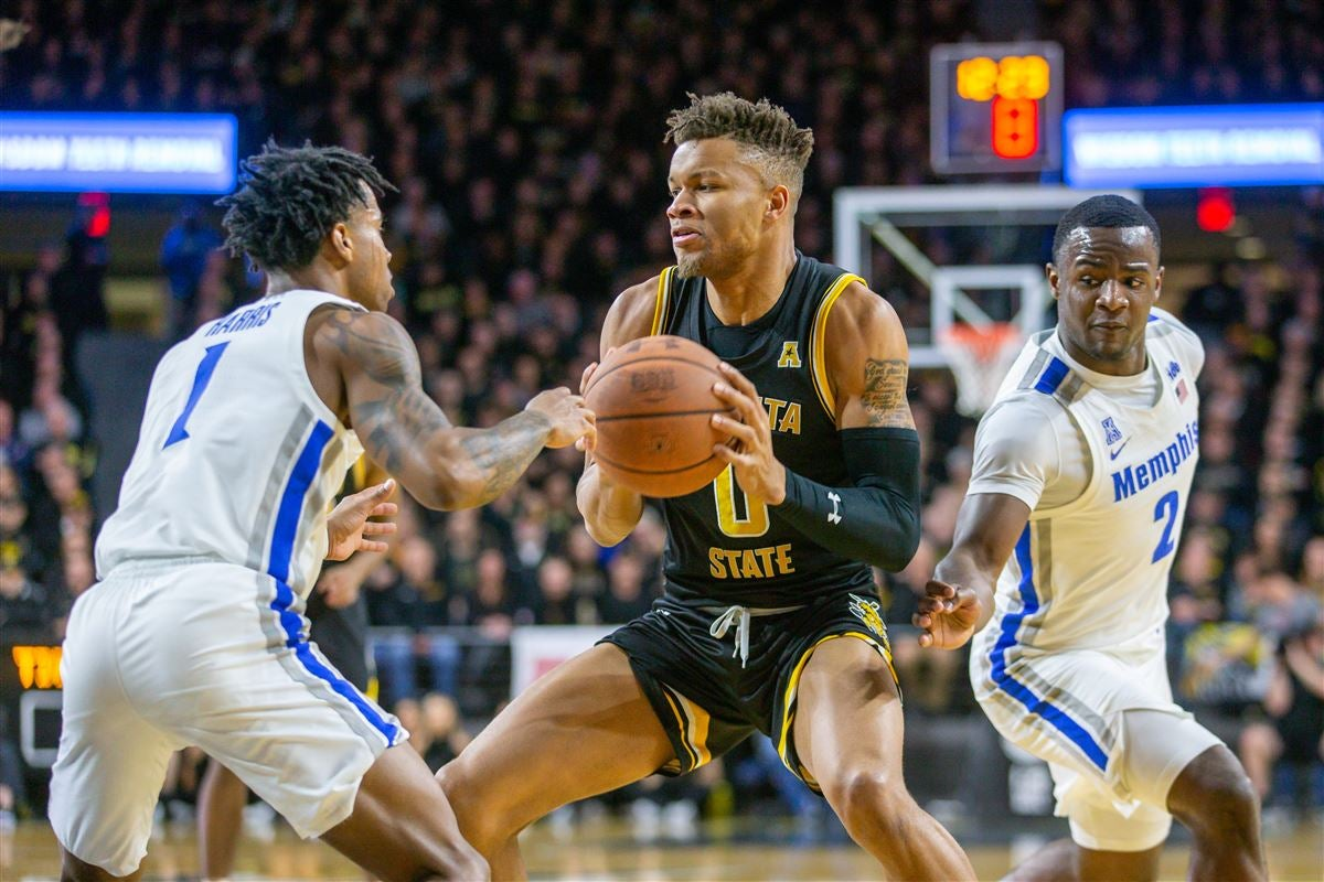 Memphis Drops Second Straight In Nine Point Loss To Shockers