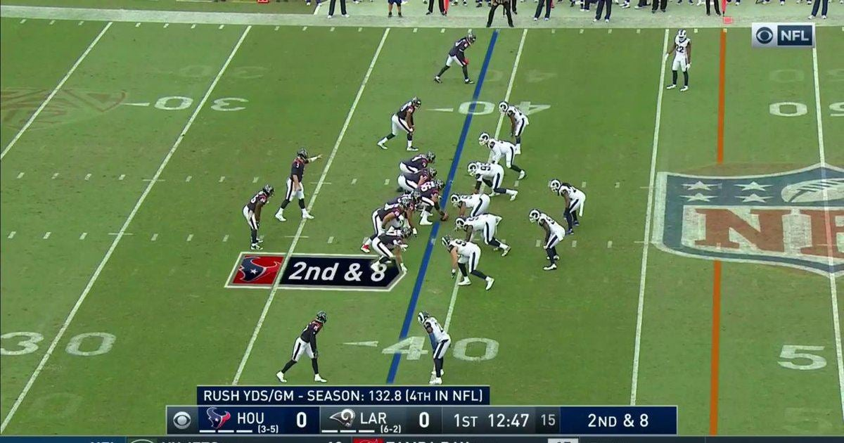 Aaron Donald Blows Up Tom Savage For Strip Sack