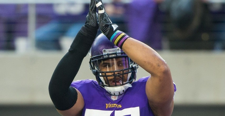 Vikings training camp: Highlights from Sunday's practice