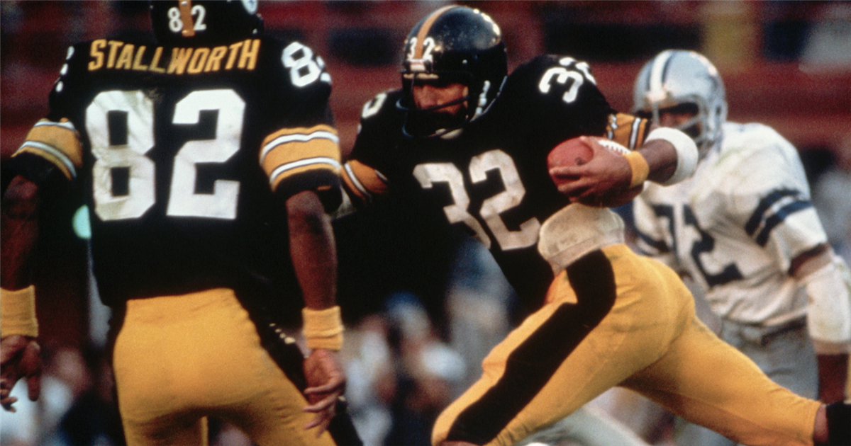 new arrival 1e735 3b84b The Steelers' 2018 throwback jersey options