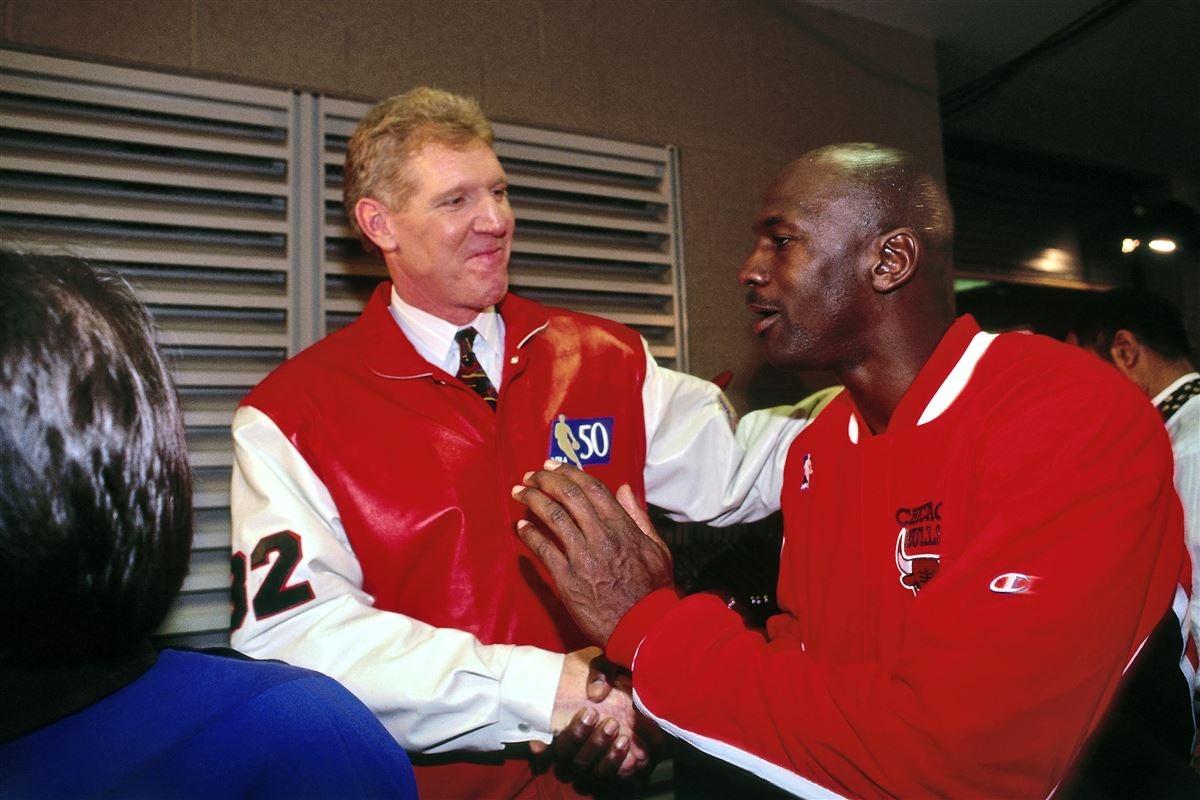 Bill Walton says UCLA did not recruit Michael Jordan
