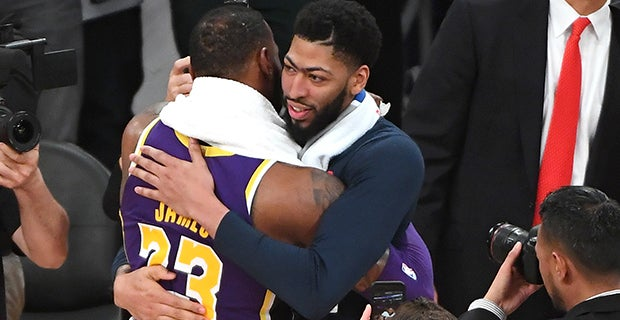 How Much Cap Space Will Lakers Have After Anthony Davis Trade