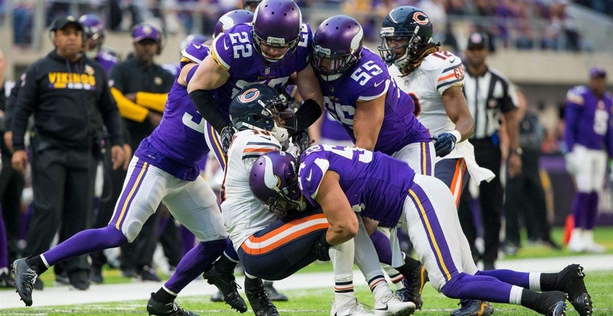 Vikings players, coaches all 'confused' by new helmet rule