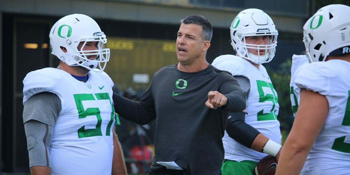 Could the 2018 Offensive Line be Oregon's Best Ever?