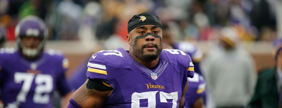 Everson Griffen seems unlikely for Jaguars game