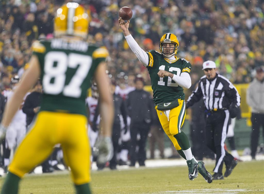 Rodgers Pokes Fun At Celebration Injuries