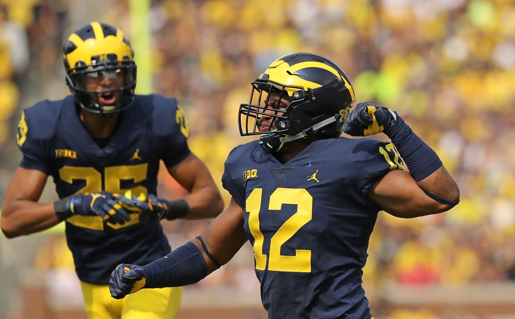 Michigan's top 25 most important players, No. 25: Josh Ross