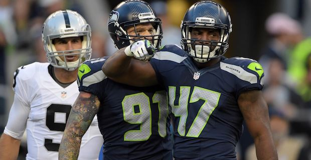 30199f91 Cowboys 'expected to sign' former Seahawks linebacker