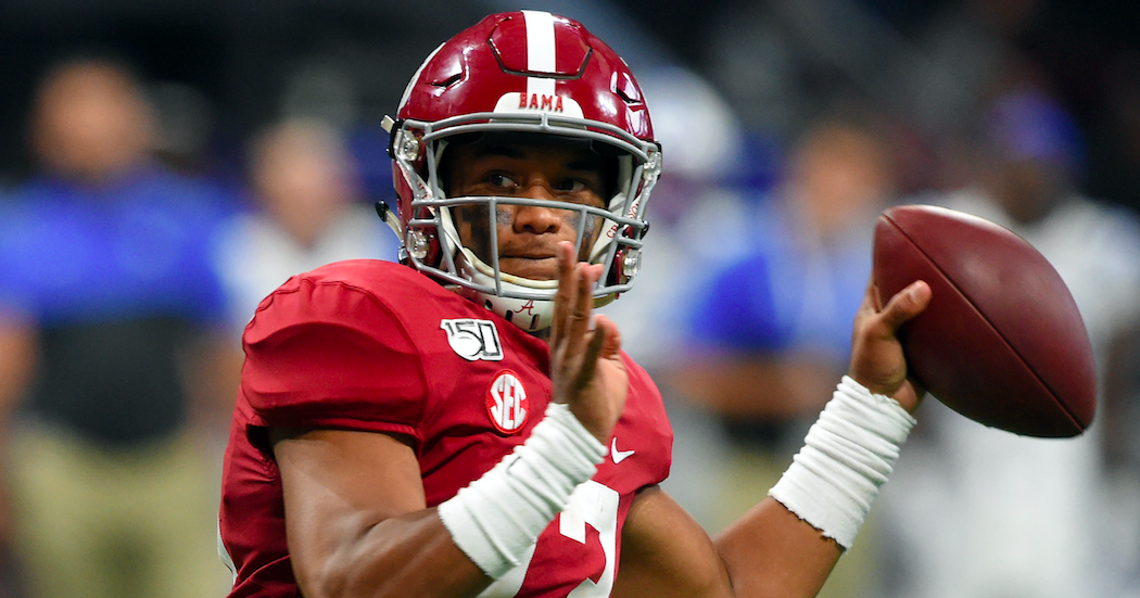 Former Dolphins RB Ricky Williams excited for Tua Tagovailoa