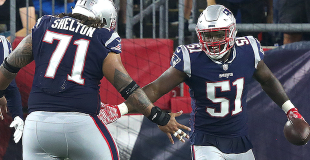 Ja'Whaun Bentley continues to make standout plays in preseason