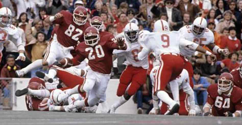Top 10 Rb S In Ou History