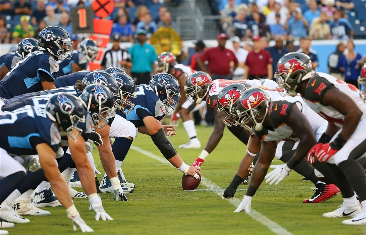 Highlights of Titans 30-14 loss to the Buccaneers