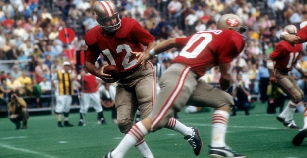 Ranking the best 49ers uniform combinations of all time