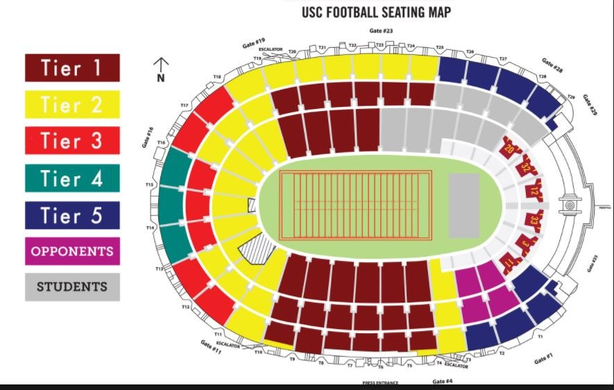 Visitors Are Seated In Tunnels 2 And 3 I Was Trying To Attach A Map Which Shows The Opponents Seating Hope It Turns Out
