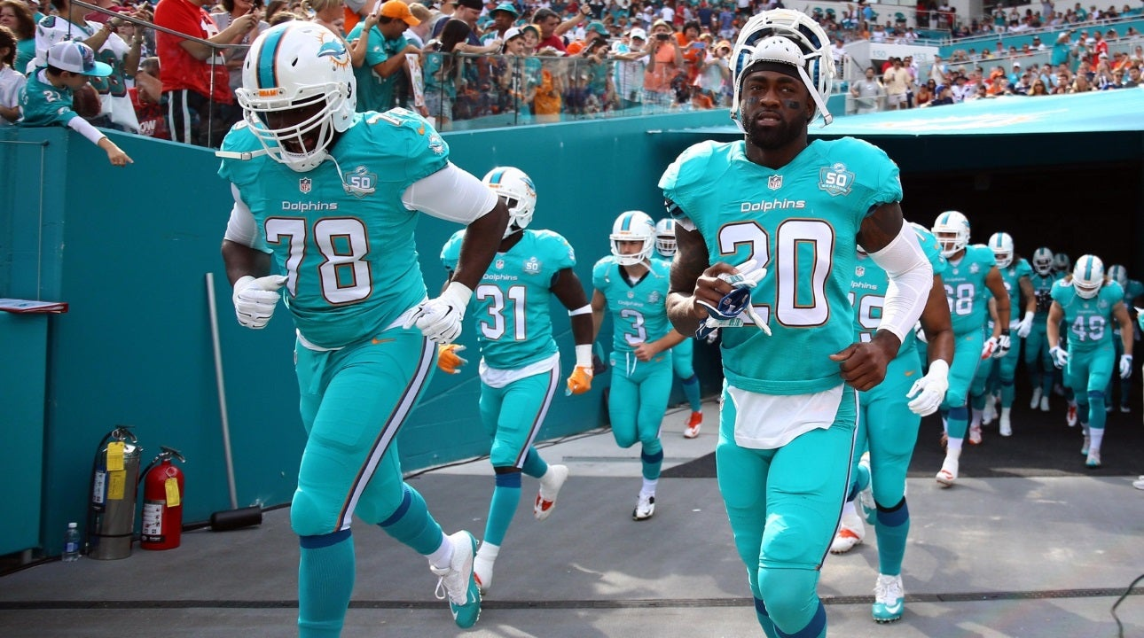 Dolphins Jones Most Underrated Defender