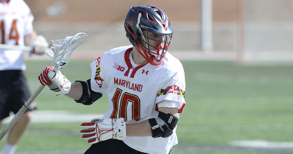 Terps men's lax looks for an easier win today in Philly