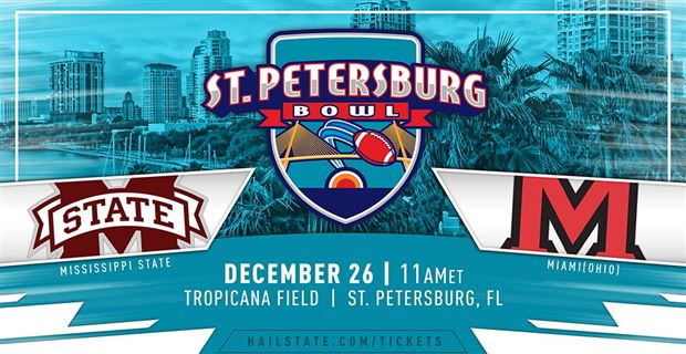 Miami to face Mississippi State in St. Petersburg Bowl