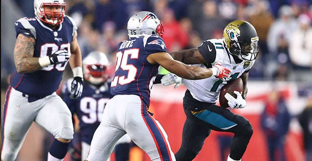 NFL.com ranks Jacksonville Jaguars ahead of New England Patriots