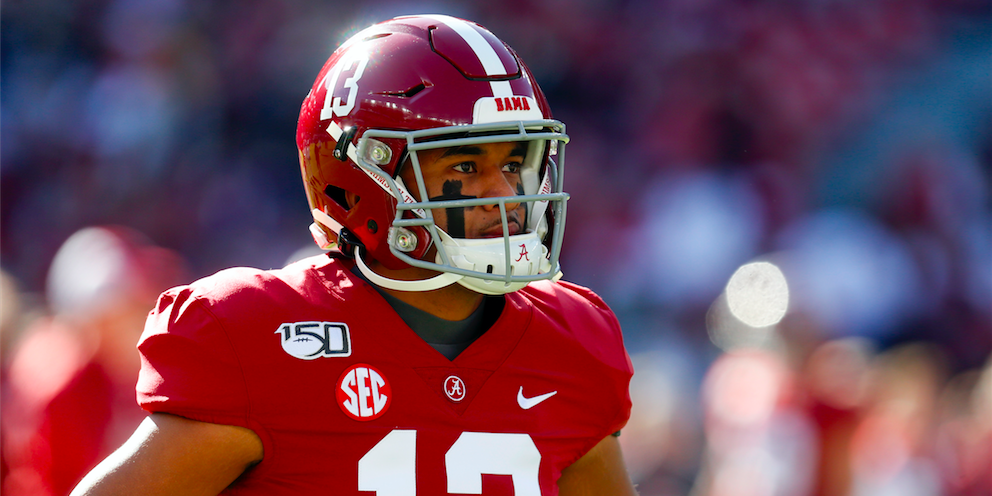 ESPN analyst: Tagovailoa must return to school for 2020
