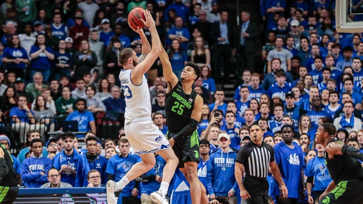 Malik Hall helps Michigan State edge Seton Hall