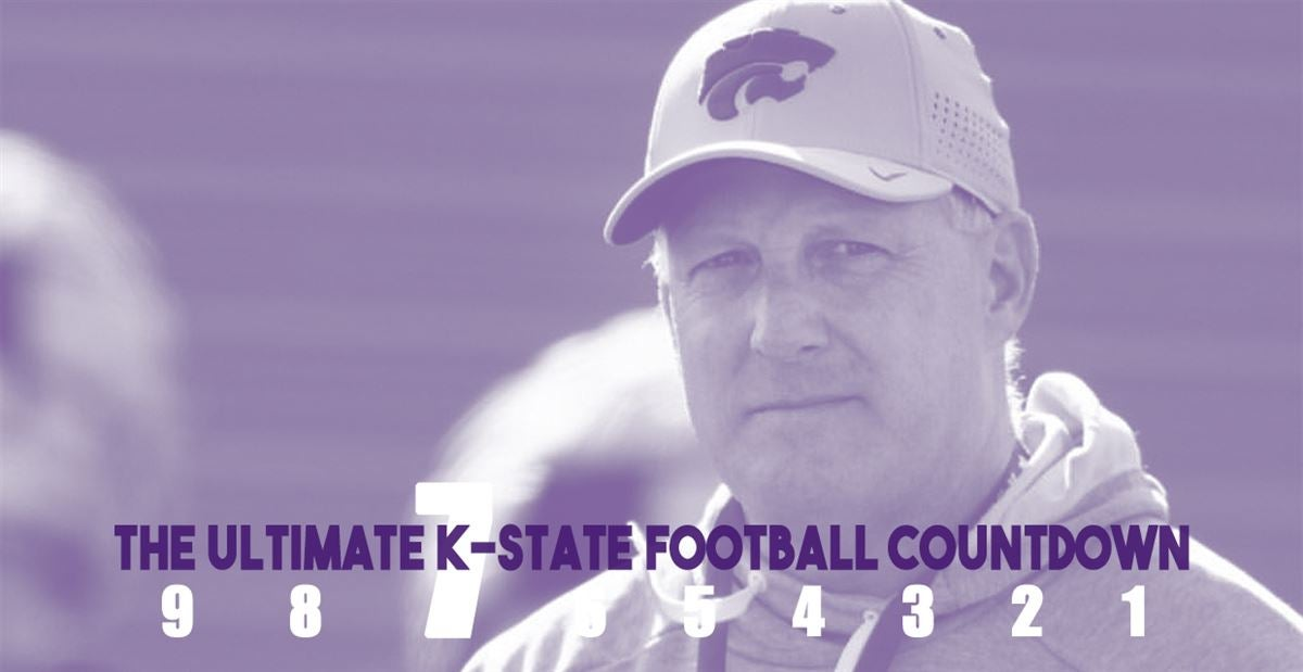 THE ULTIMATE K-STATE FOOTBALL COUNTDOWN: 7 Days
