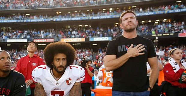 Nate boyer defends seahawks over colin kaepernick situation m4hsunfo