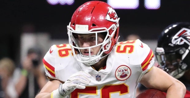 Eight Chiefs players who helped themselves against Atlanta