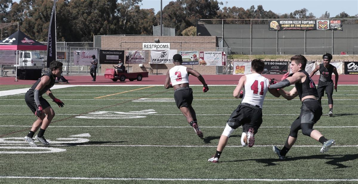 Jamaal Bell, Antelope Valley, All Purpose Back