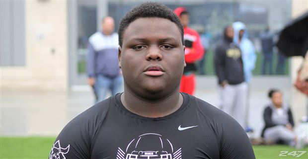 Illini in the mix for 3-star Texas DT Lloyd Murray Jr.
