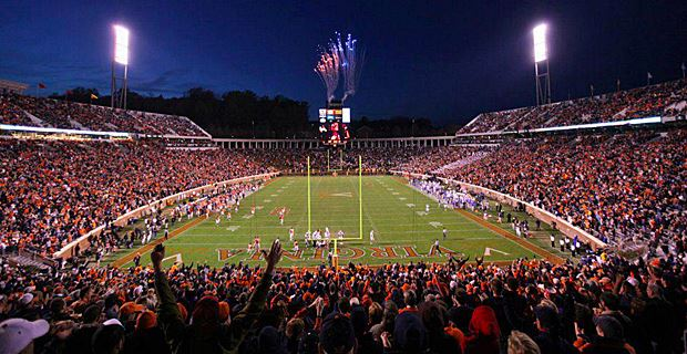 Acc Announces Uva Football Game Times Tv Two Night Games