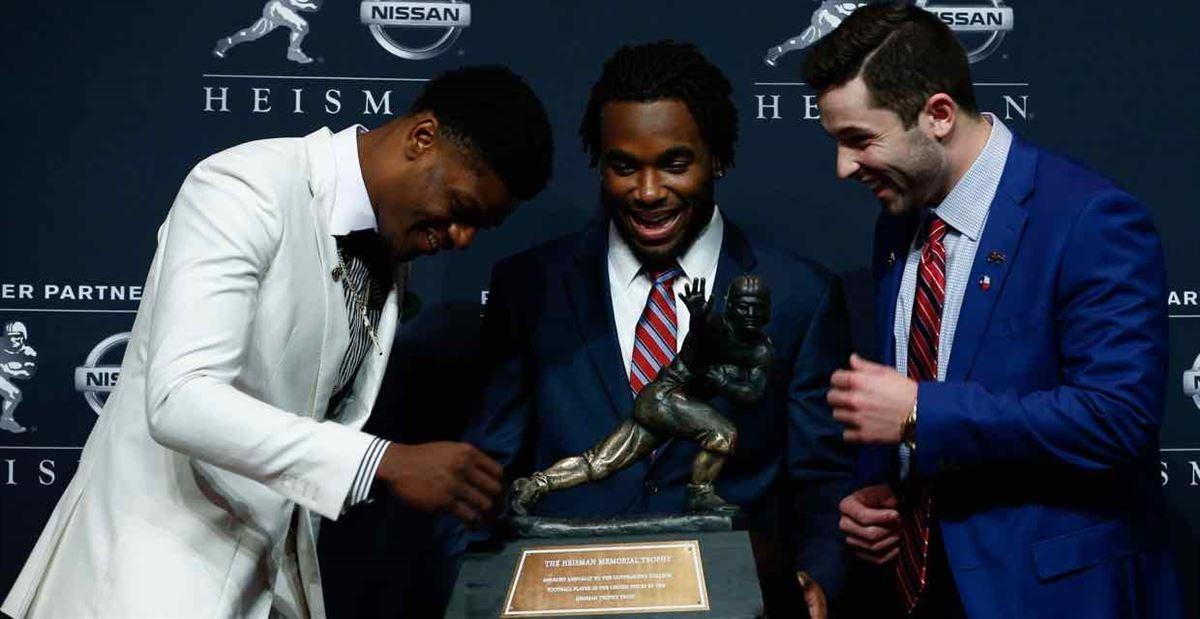 Baker Mayfield garners OU's sixth Heisman Trophy