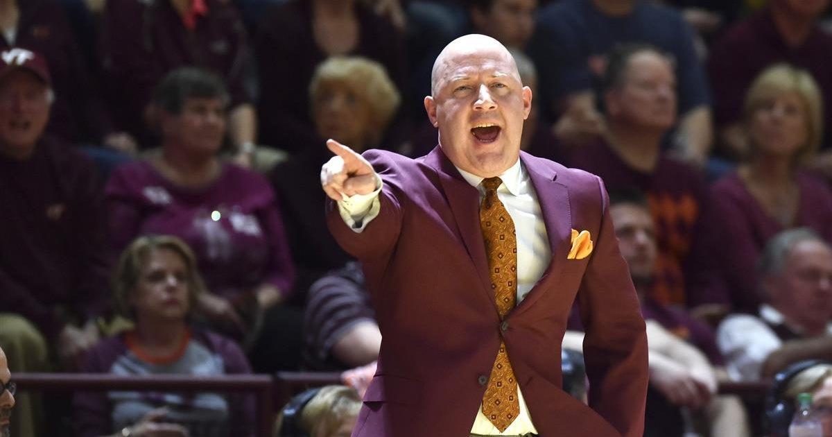 Virginia Tech lands Andre Gordon