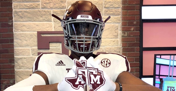 A&M 2021 recruiting: Pass-catching options to keep an eye on