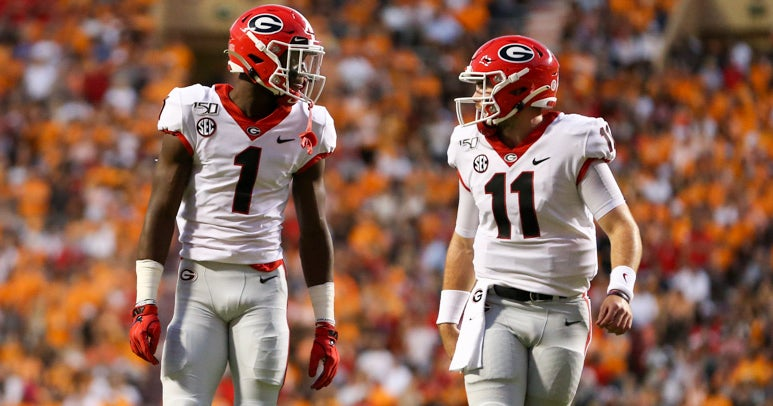 ESPN shares in Georgia fan's concerns over the offense