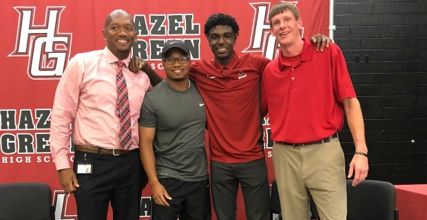 Kira Lewis on UA: 'They want to help me get closer to my dream'