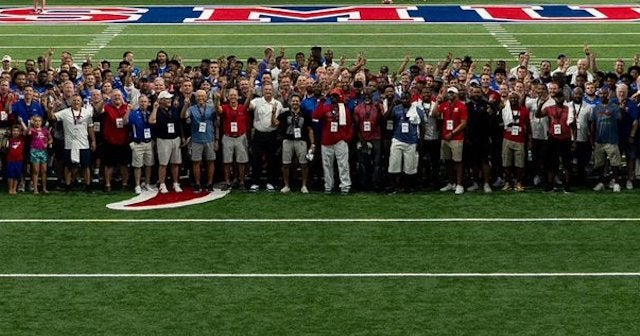 Former players blown away by facilities, SMU's culture
