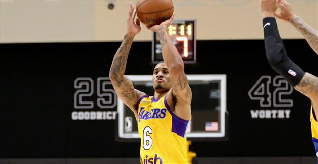 Gary Payton II rejoins Lakers as part of two-way contract 97d599c94