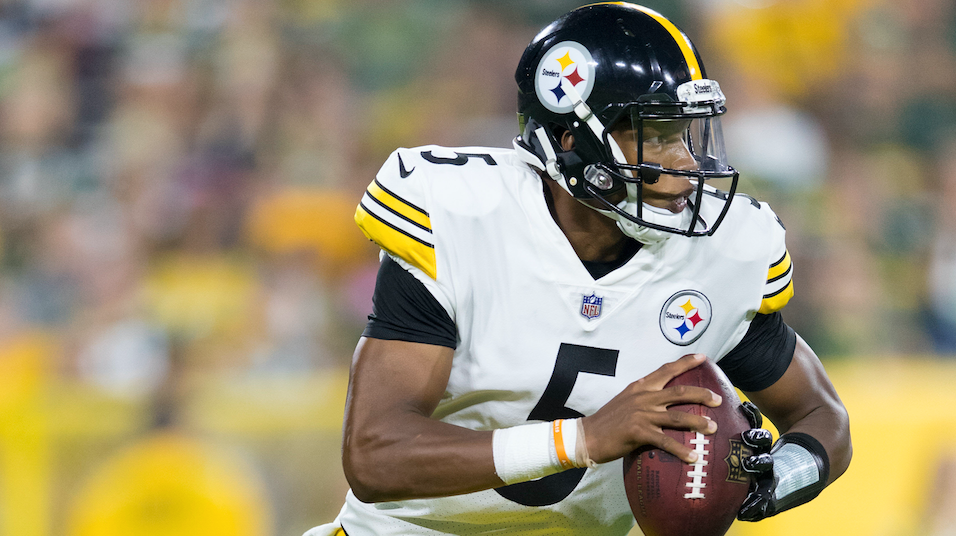 pretty nice 3c581 a07cd Report: Dobbs expected to start Steelers' final preseason game