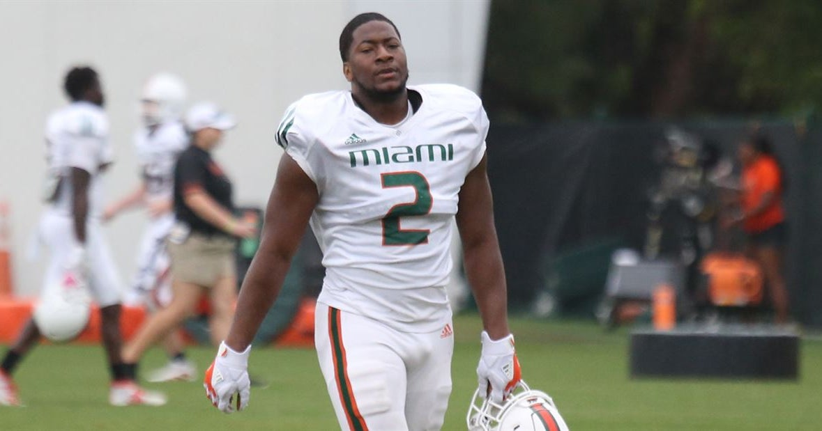 College football expert ranks UM's D-line third in the country