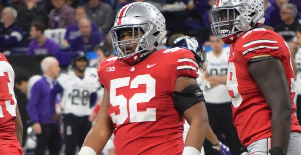 Image result for Wyatt Davis Ohio State Profile